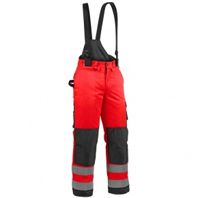 Winterwerkbroek High Vis 100% polyester 1885
